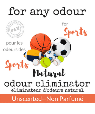 forr any odour sports